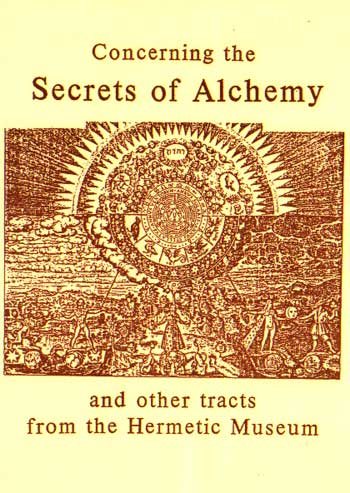 Concerning the Secrets of Alchemy