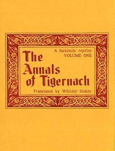 The Annals of Tigernach. 2 Volumes