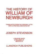 The History of William of Newburgh ( 1066 - 1194 )