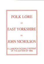 Folk Lore of East Yorkshire