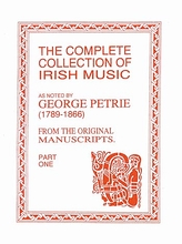 The Complete Collection of Irish Music - 3 vols.