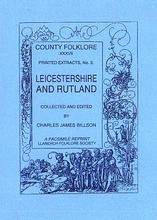County Folklore: Leicestershire & Rutland