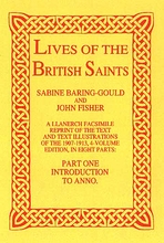 Lives of The British Saints. Volume 1 of 8: Intro to Anno