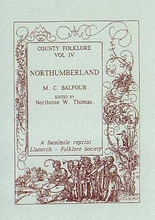 County Folklore - Northumberland